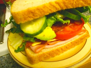 Supercharged Double Turkey BLT