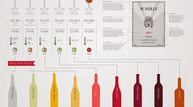 Get Into Wine with the Basic Wine Guide (Infographic ...