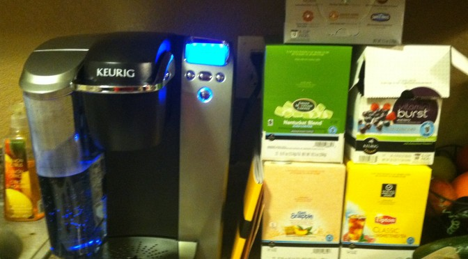 How to stay cool, plus a Keurig give-away!
