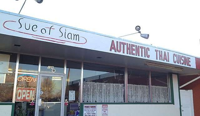 Sue of Siam — Restaurant Review