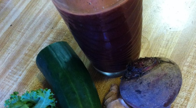 "Recipe Review: Food Babe's ""Ravishing Red Juice"""