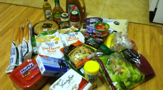 Post 300! — Walmart Party To Go