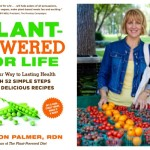 Book Review: Plant-Powered For Life by Sharon Palmer, RD