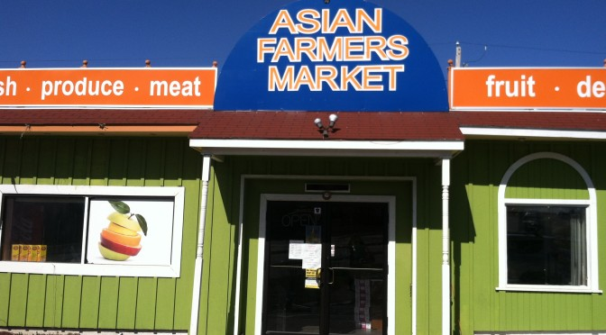Review: Asian Farmers Market