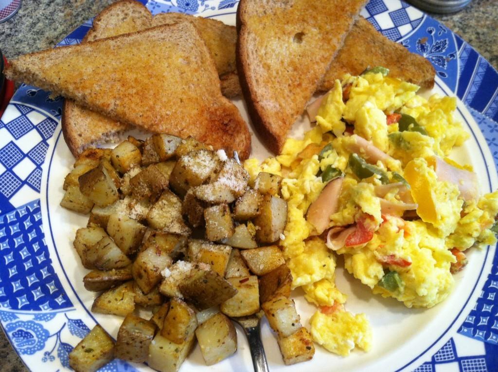 Perfect Diner Breakfast