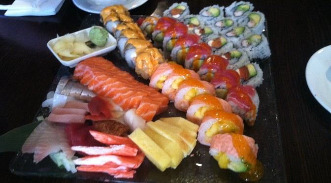 Review: Sushi Palace