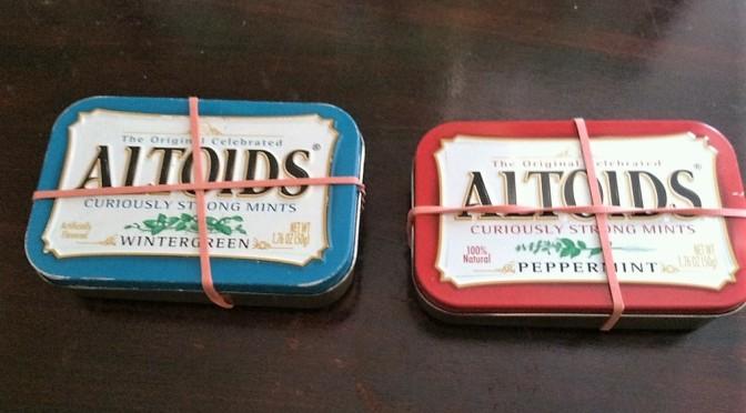 Gift Idea: Altoids Survival Tin