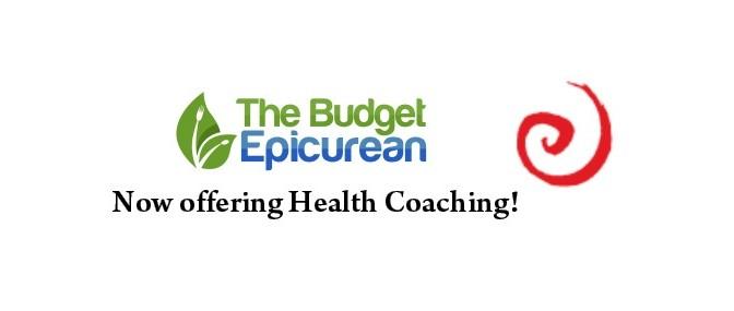 Budget Epicurean: Health Coaching