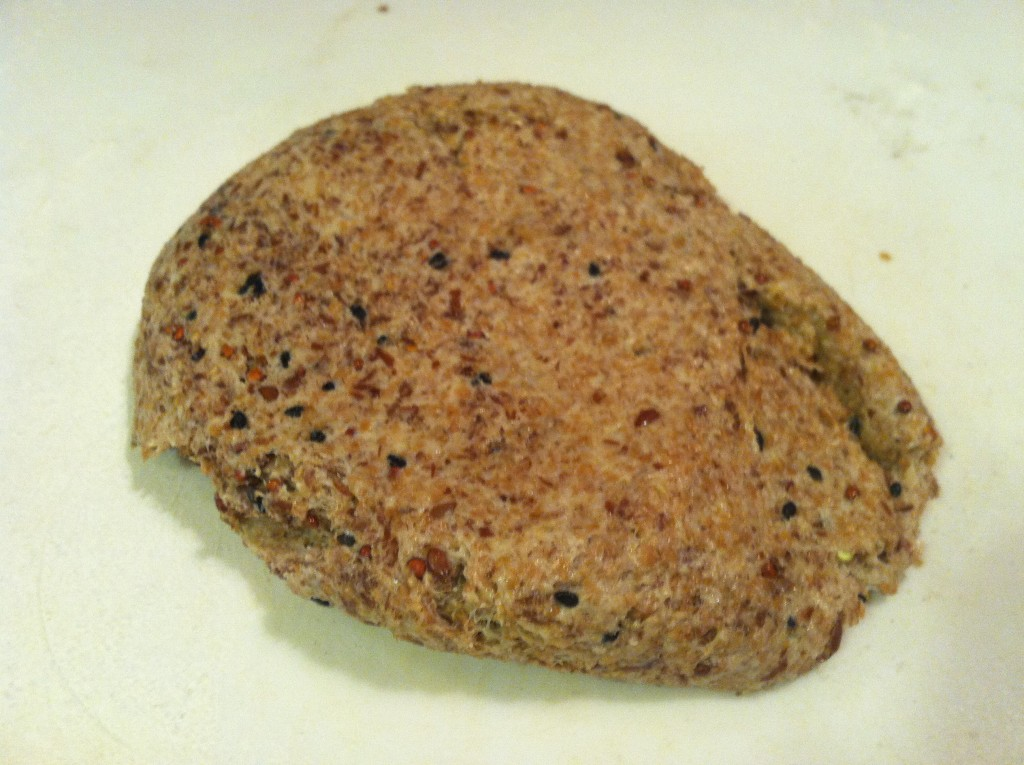 Whole Wheat Cracker Dough
