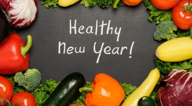 To a Healthy New Year!