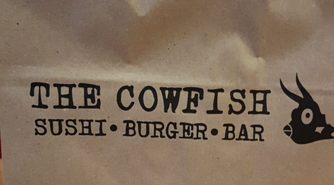 Restaurant Review: The Cowfish, Raleigh NC