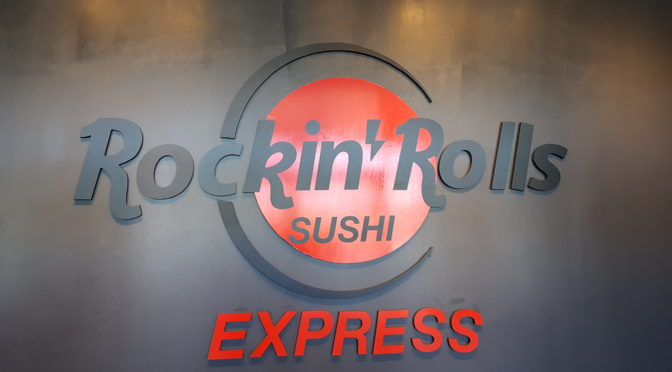Restaurant Review: Rock'n'Roll Sushi