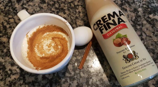 Crema Fina Egg Nog