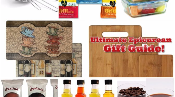 Ultimate Epicurean Gift Guide