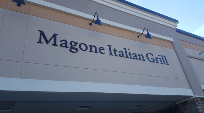 Restaurant Review: Magone Italian Grill