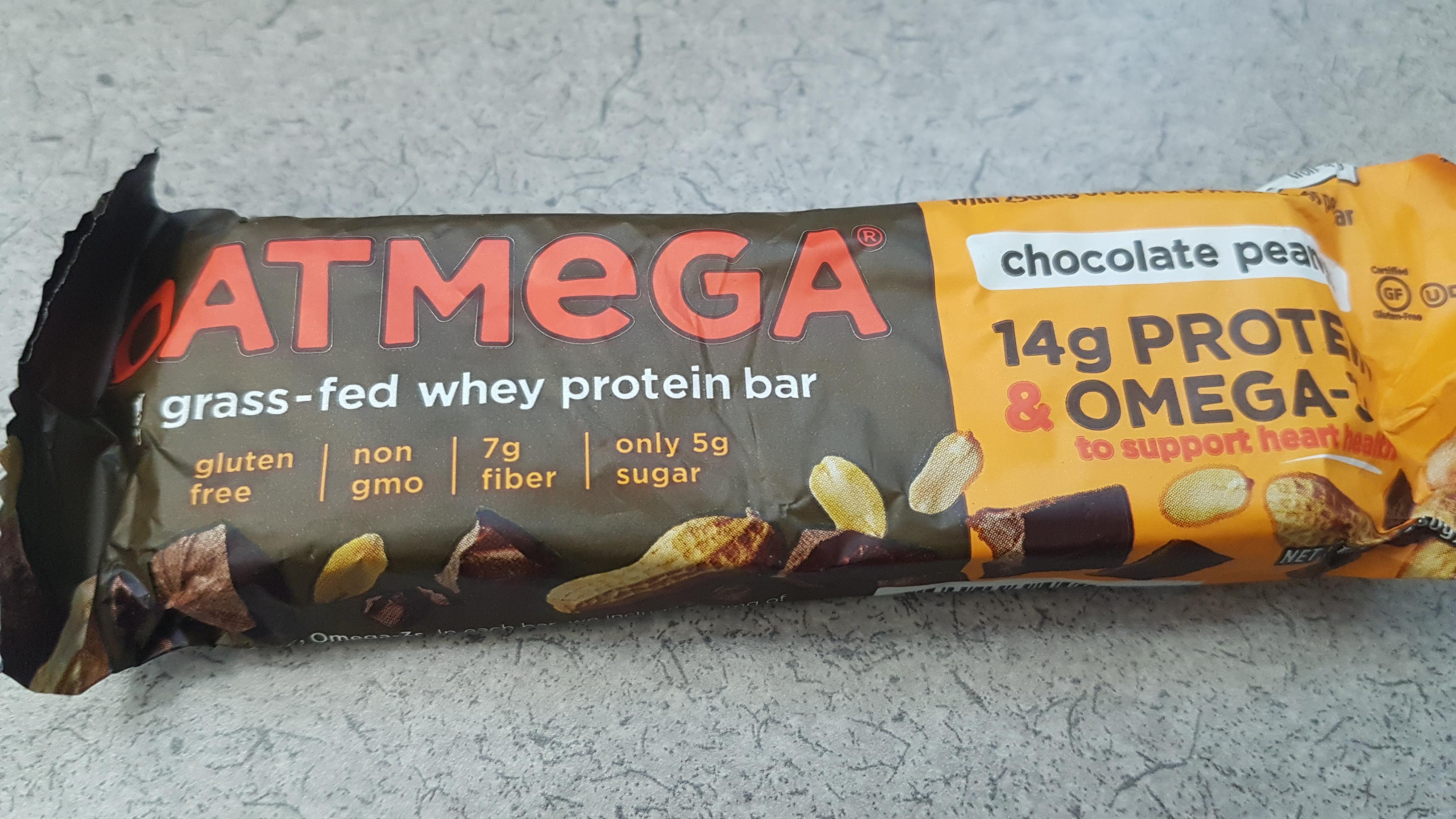 protein bar omega 3