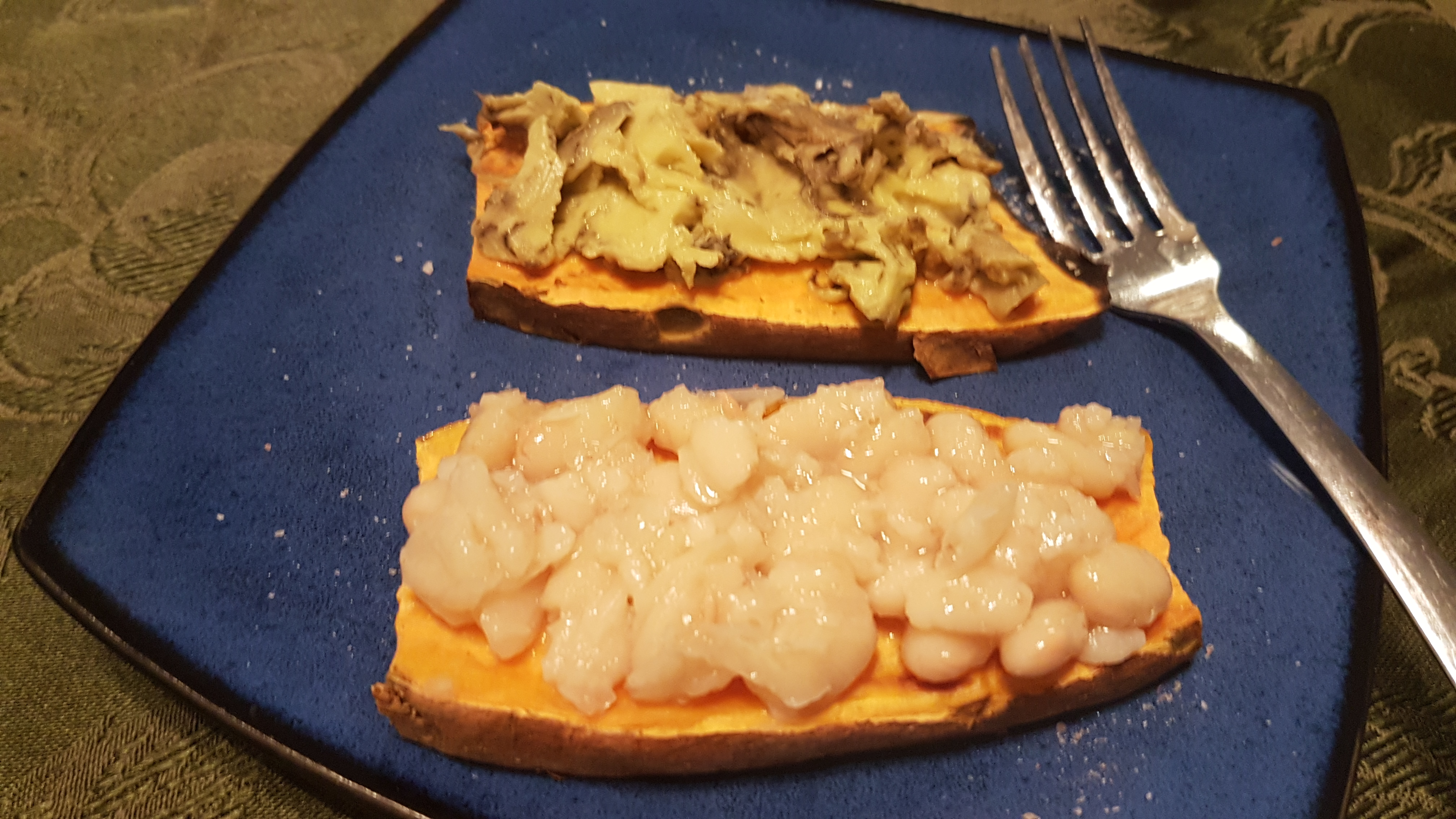 "sweet potato ""toast"""