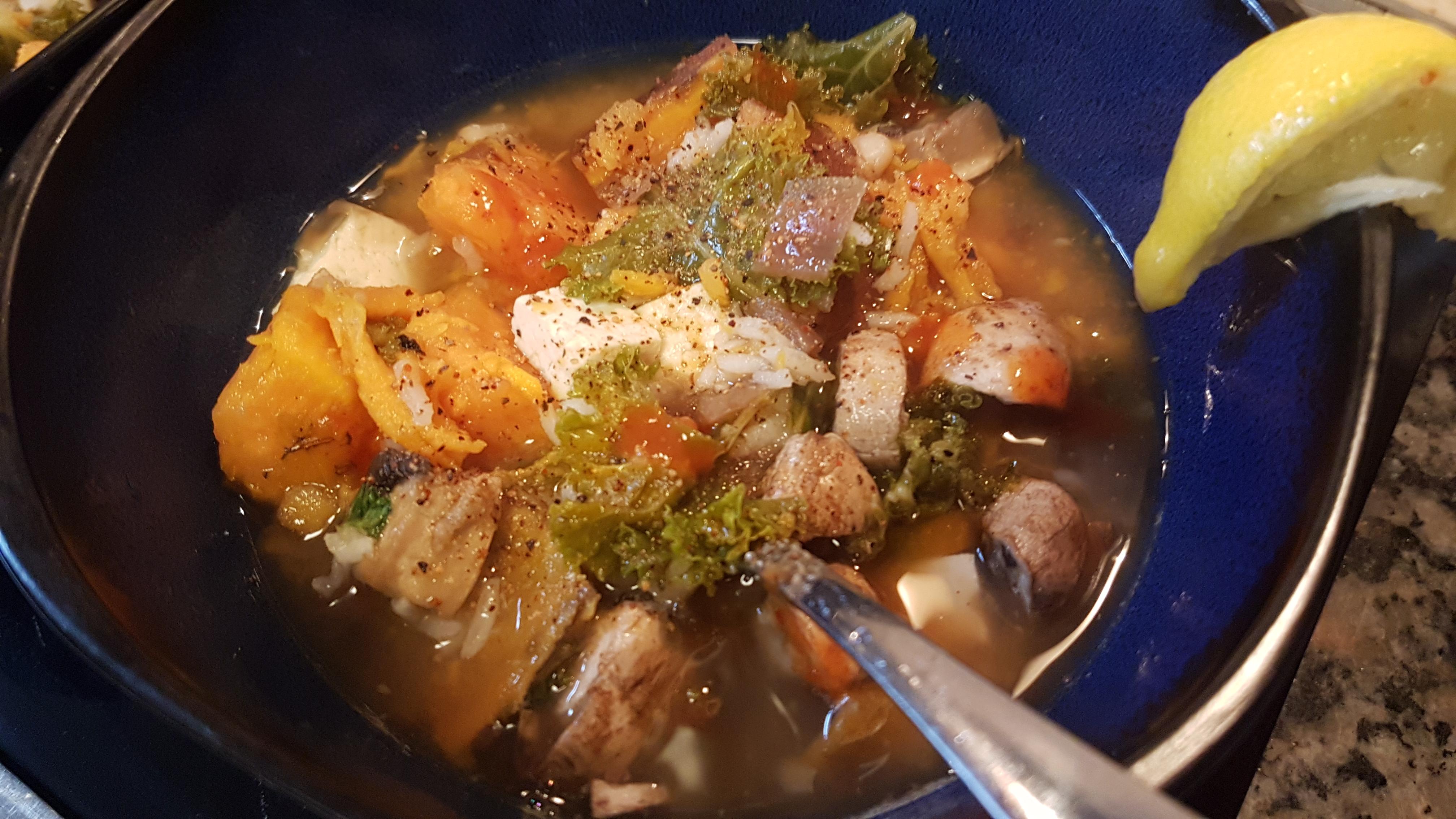 refrigerator soup