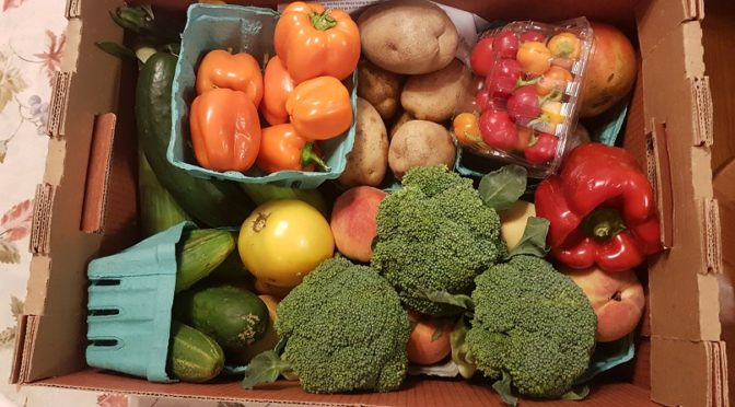 weekly eating budget epicurean local produce support local farmers