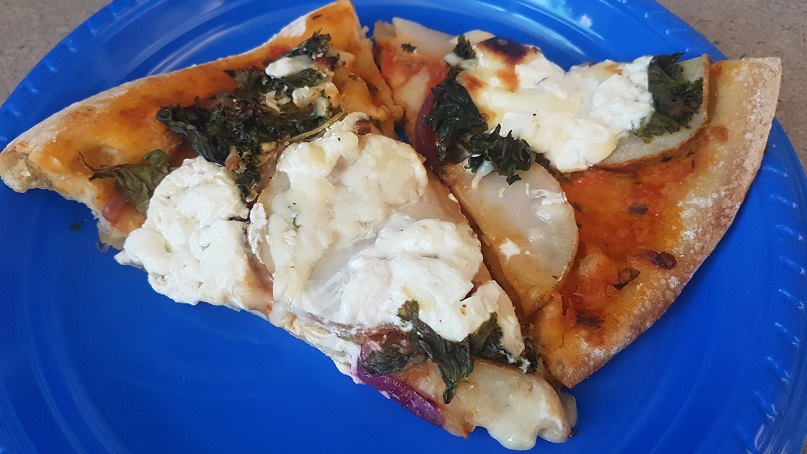 budget epicurean pizza