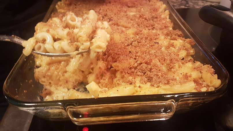 budget epicurean mac n cheese