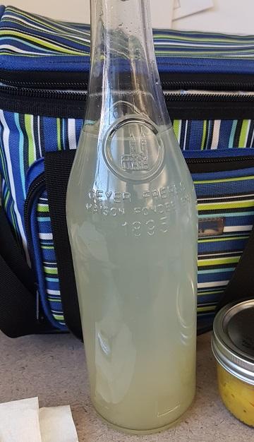 passionfruit soda