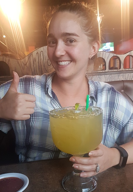 fishbowl margarita