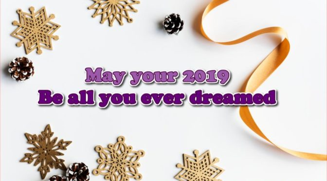 BE New Year 2019