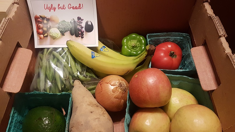 Produce Box: Uglies