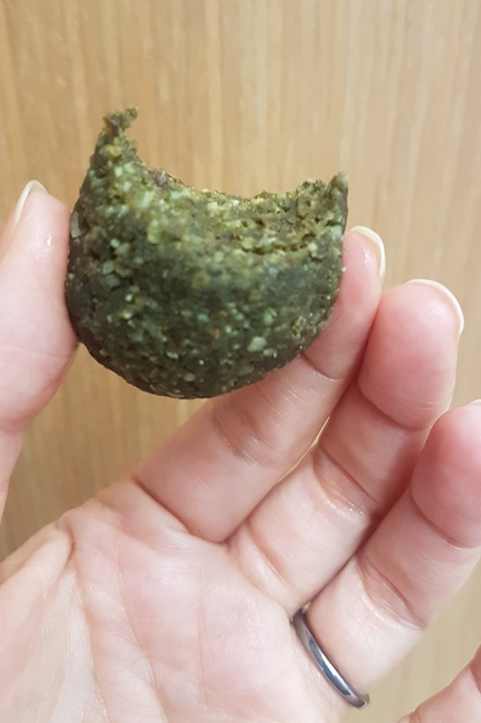 matcha energy ball