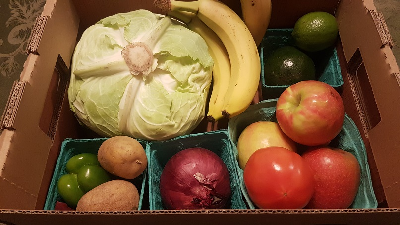 Produce Blemish Box